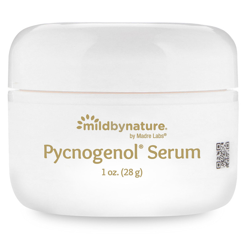 Mild by nature pycnogenol serum cream