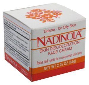 Nadinola Skin Bleach for Oily Skin