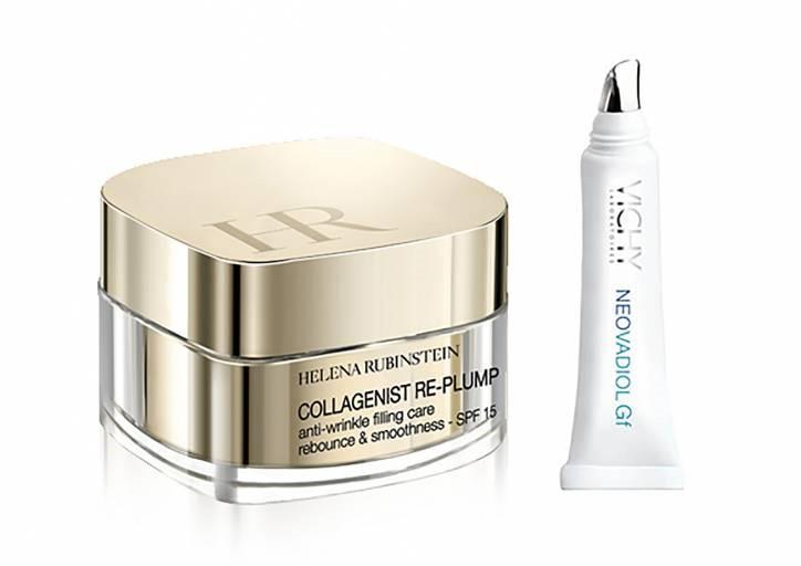 Lip care creams