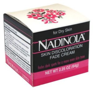 Nadinola Skin Bleach for Dry Skin